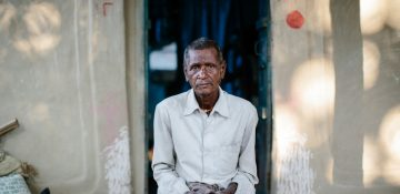 Meet Rameswor from Nepal, a person affected by leprosy