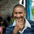 Meet person affected by leprosy Gobal from Nepal